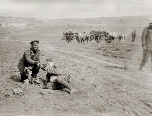 Battle for Odrin 1913 Bulgarian medical officer