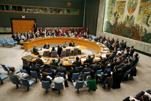 Security Council votes unanimously at the beginning of the meeting on Children in Armed conflict